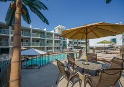 Ala Moana Motel - Wildwood - Pool