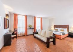 Hotel Casa Virreyes - Guanajuato - Bedroom