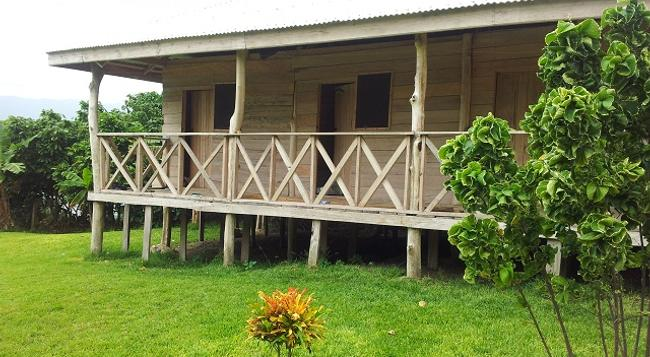 Cocoa Village Guesthouse - Kumasi - Outdoor view