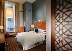 The Crawford Hotel - Denver - Bedroom