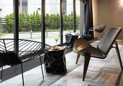 Chalet Hôtel Le Prieuré - Chamonix - Lounge