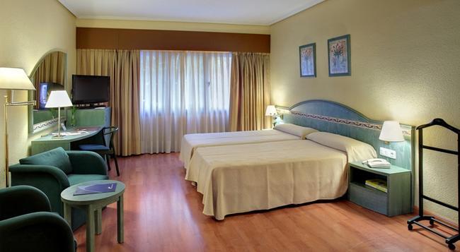 Monte Carmelo - Sevilla - Bedroom