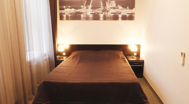 Mary Hotel - Saint Petersburg - Bedroom