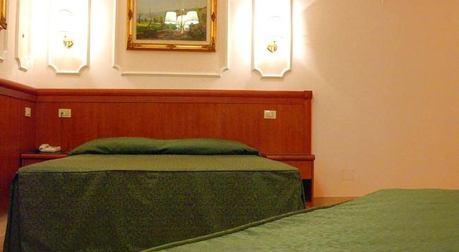 Hotel Philia - Rome - Bedroom