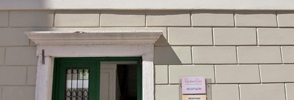 Hotel Barbacan - Trieste - Building
