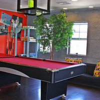 Ith Zoo Hostel San Diego Billiards
