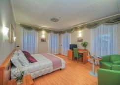 Ath Green Park Hotel Pamphili - Rome - Bedroom