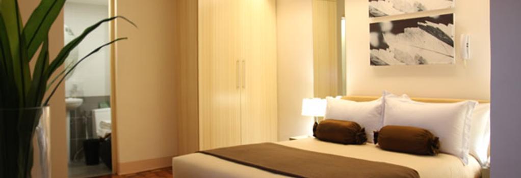 Prince Plaza II Condotel - Makati - Bedroom