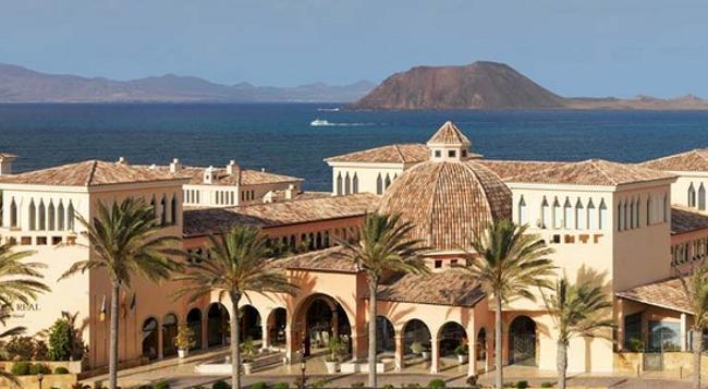 Gran Hotel Atlantis Bahia Real G.L. - Corralejo - Building