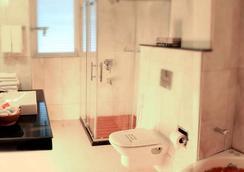 Keepsa Residency - Gangtok - Bathroom