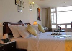 Keepsa Residency - Gangtok - Bedroom