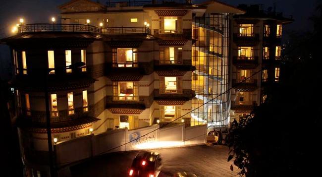 Keepsa Residency - Gangtok - Building