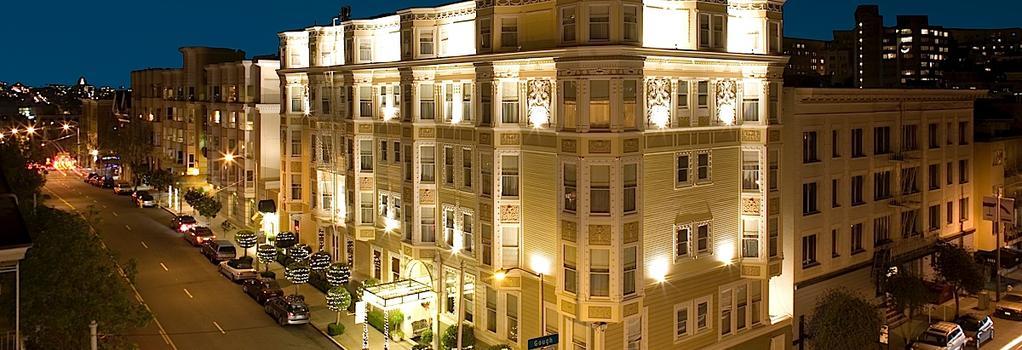 Hotel Majestic - San Francisco - Building