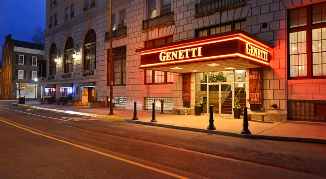 Surestay Signature Collection Genetti Hotel - Williamsport - Building