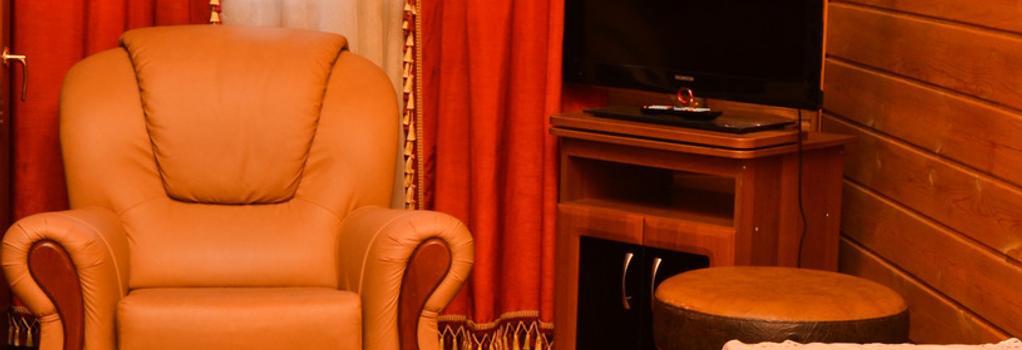 Shanson Hotel - Tomsk - Bedroom