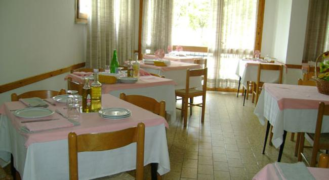 Hotel Villa Del Prato - Rimini - Restaurant