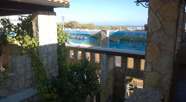 Residence il Castello Club - Lampedusa - Outdoor view