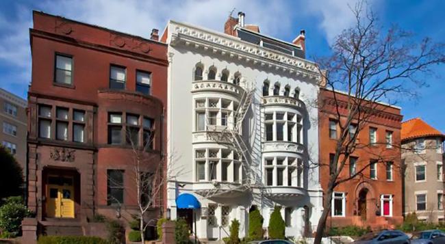 American Guest House - Washington - Building