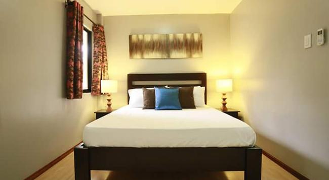 Marina Residences - Dumaguete City - Bedroom