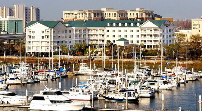 Courtyard by Marriott Charleston Waterfront - Charleston - Building
