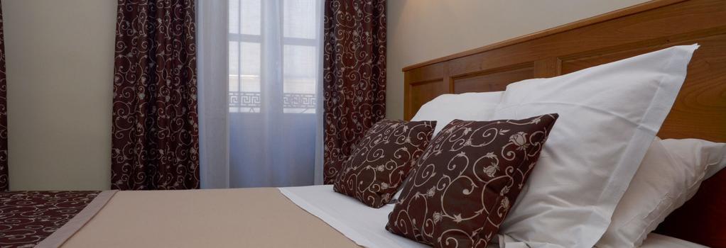 Hôtel Héliot - Toulouse - Bedroom