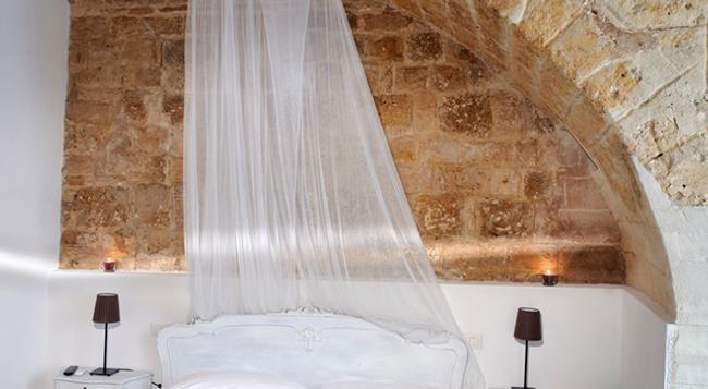 Abbazia Degli Svevi - Bari - Bedroom