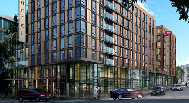 Residence Inn by Marriott Seattle University District - Seattle - Building
