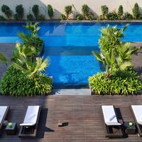 JW Marriott Hotel New Delhi Aerocity Health club