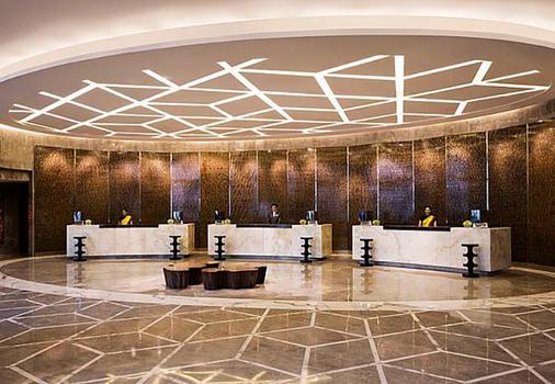 JW Marriott Hotel New Delhi Aerocity - New Delhi - Front desk
