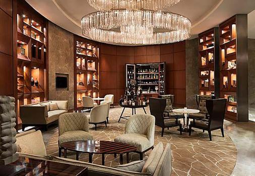 JW Marriott Hotel New Delhi Aerocity - New Delhi - Lounge