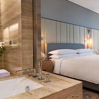 JW Marriott Hotel New Delhi Aerocity Guest room