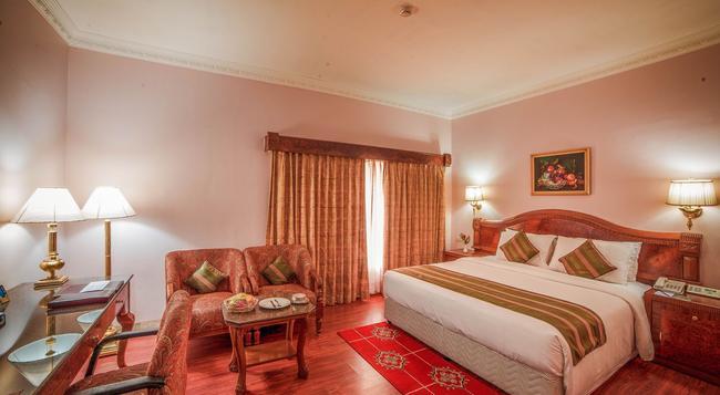 Raj Park - Chennai - Bedroom