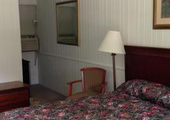 Lakeside Inn - Blairsville - Bedroom