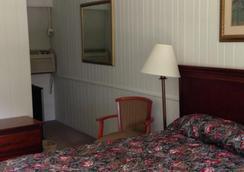 Lakeside Inn - Blairsville - Bedroom