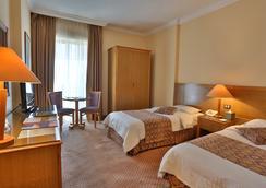 Alqasr Metropole Hotel - Amman - Bedroom