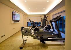 Palma Suites Hotel Residence - Palma de Mallorca - Gym