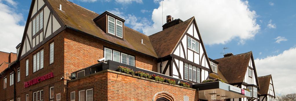 Mercure Leeds Parkway Hotel - Leeds - Building