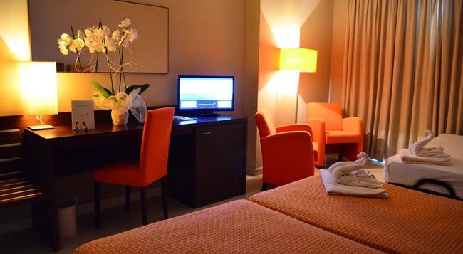 Hotel Bahía Calpe by Pierre & Vacances - Calp - Bedroom