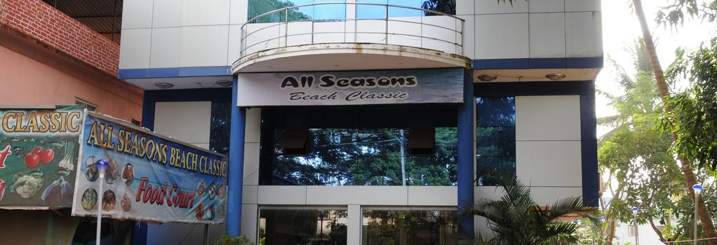 All Seasons Beach Classic, Calangute - Calangute - Building
