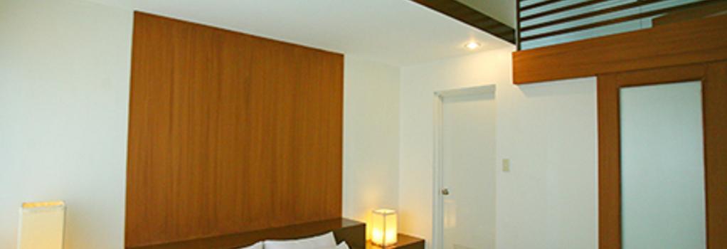 24h Apartment Hotel - Makati - Bedroom