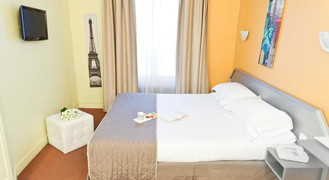 Hotel Montmartre Jean Gabriel - Paris - Bedroom