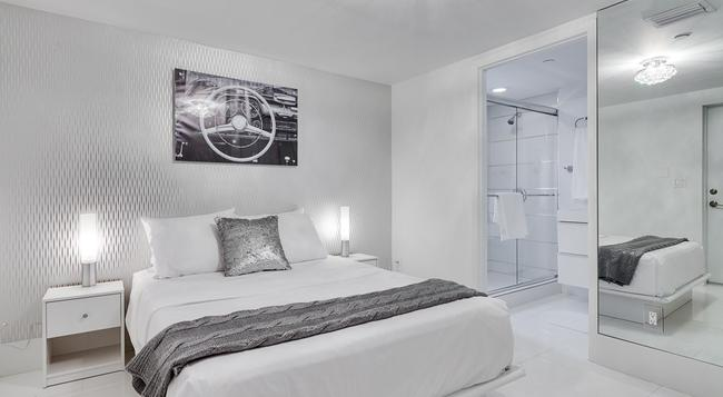 Miami Beach International Travelers Hostel - Miami Beach - Bedroom