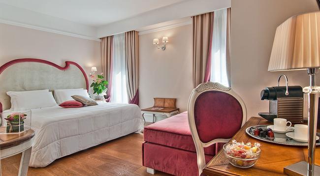 Infinity Hotel Roma - Rome - Bedroom
