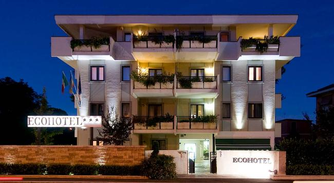 Ecohotel - Rome - Building