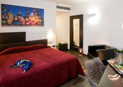 Ecohotel - Rome - Bedroom