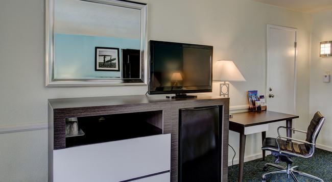 Kings Inn San Diego - Seaworld - Zoo - San Diego - Bedroom