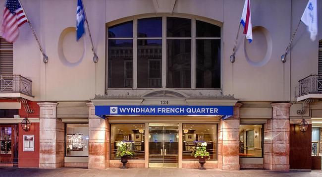 Wyndham New Orleans French Quarter - New Orleans - Building
