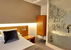 Hotel Carlton - Bilbao - Bedroom