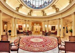 Hotel Carlton - Bilbao - Lobby