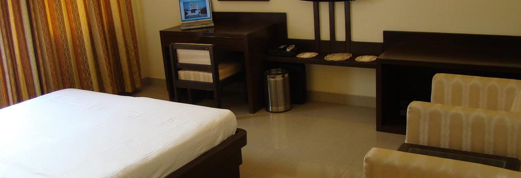 Hotel Maiden Residency - Ghaziabad - Bedroom